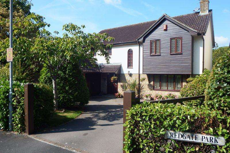 4 Bedrooms House for sale in Redgate Park, Crewkerne