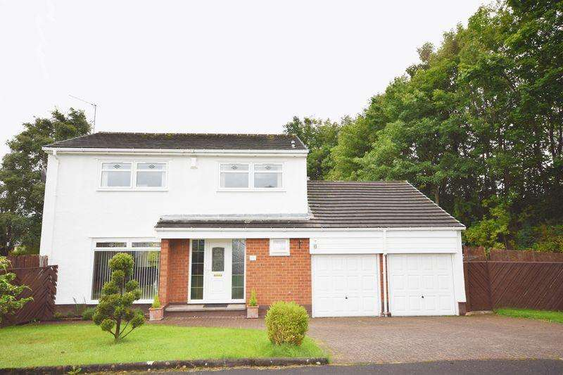 4 Bedrooms Detached Villa House for sale in 53 Harperland Drive, Kilmarnock KA1 1UH
