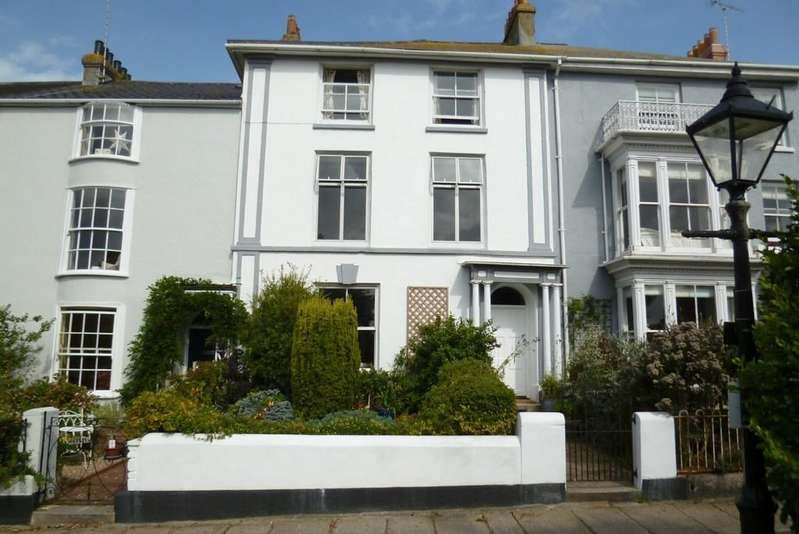 5 Bedrooms Terraced House for sale in North Parade, Penzance