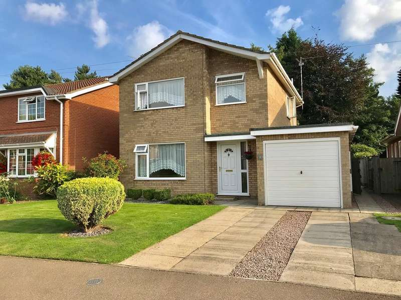 3 Bedrooms Detached House for sale in Kelly Close, Pinchbeck, Spalding, PE11