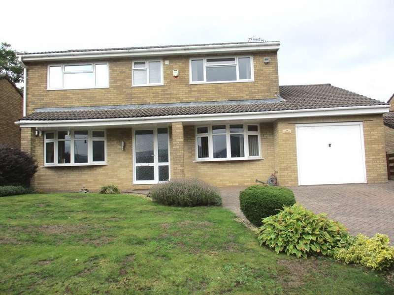 4 Bedrooms Detached House for sale in Gelli Aur, Cwmdare, Aberdare