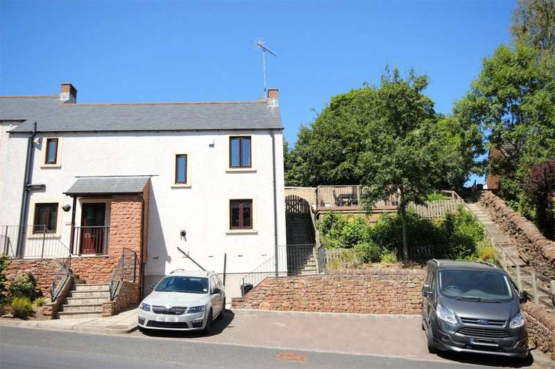 3 Bedrooms End Of Terrace House for sale in 3 Bankside, Lazonby, Penrith, Cumbria