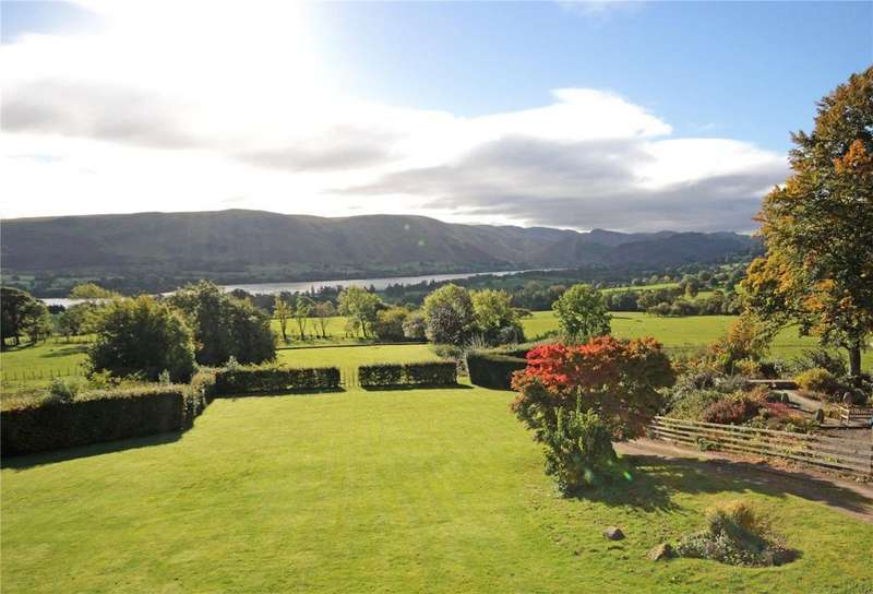 2 Bedrooms Apartment Flat for sale in Flat 5, Wreay Mansion, Watermillock, Penrith