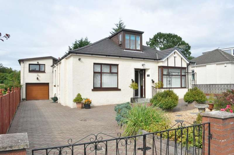 4 Bedrooms Detached Bungalow for sale in West Chapelton Avenue, Bearsden, East Dunbartonshire, G61 2DJ