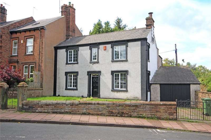 4 Bedrooms End Of Terrace House for sale in 18 Brunswick Square, Penrith, Cumbria
