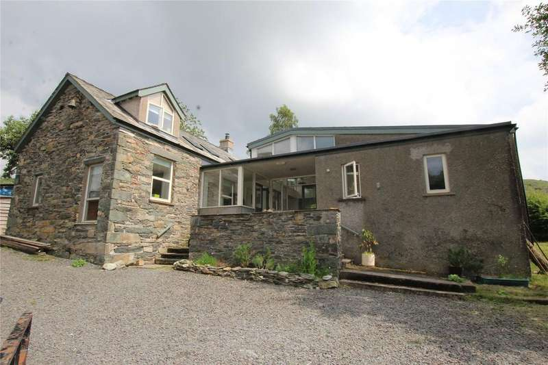 2 Bedrooms Detached House for sale in Ulpha Old School, Ulpha, Broughton-in-Furness, Cumbria
