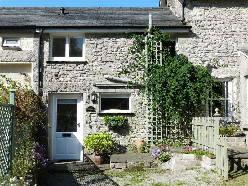 2 Bedrooms Terraced House for sale in The Old Stables, Eden Mount, Grange-over-Sands, Cumbria