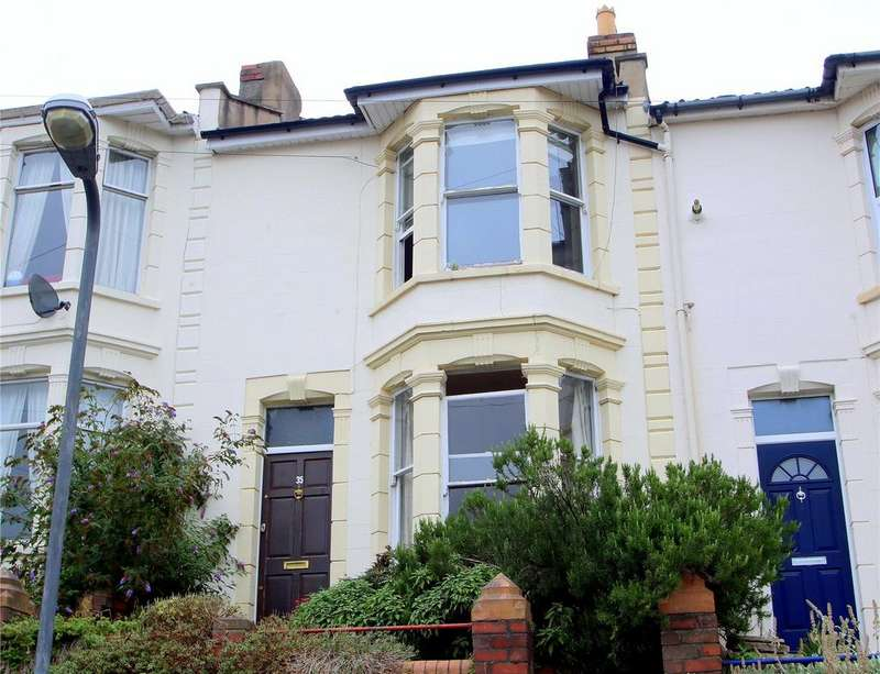 2 Bedrooms Terraced House for sale in Kensal Road, Victoria Park, BRISTOL, BS3