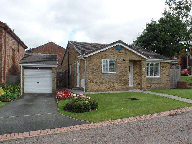 3 Bedrooms Detached Bungalow for sale in BERWICK CHASE, PETERLEE, OAKERSIDE, PETERLEE
