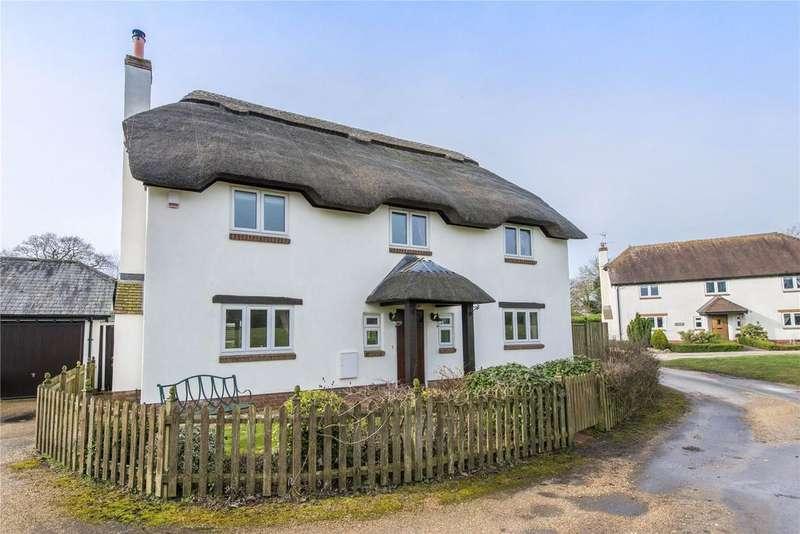 4 Bedrooms Detached House for sale in Bloxworth, Wareham, Dorset