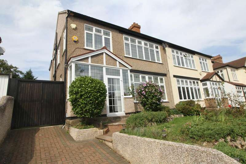 5 Bedrooms Semi Detached House for sale in Woodbastwick Road, Sydenham