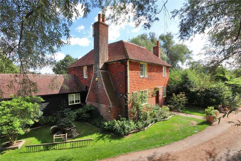5 Bedrooms Detached House for sale in The Farm House, Darling Buds Farm, Bethersden, Kent, TN26
