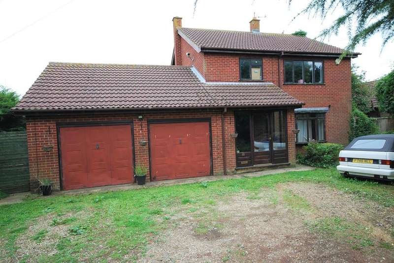 3 Bedrooms Detached House for sale in Jekils Bank, Holbeach, Spalding