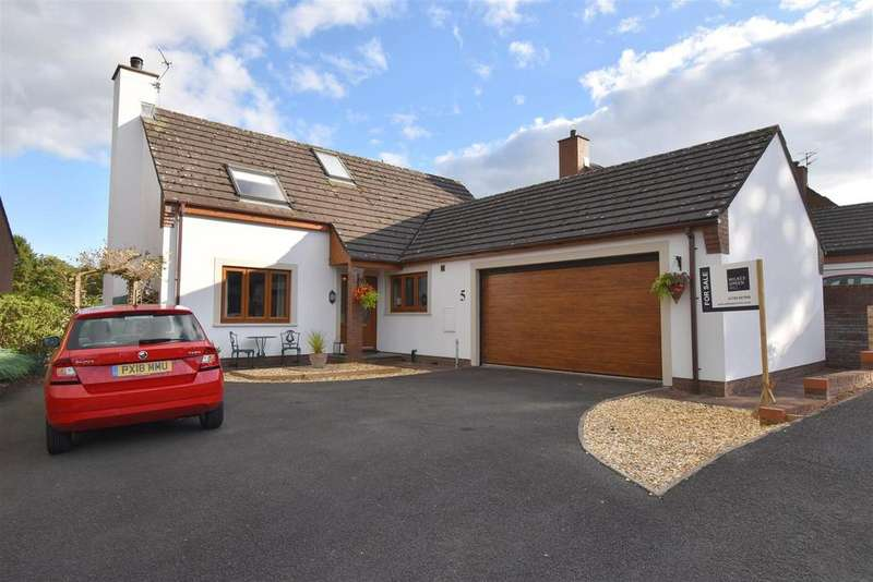 3 Bedrooms Detached House for sale in Seat Hill, Lazonby, Penrith