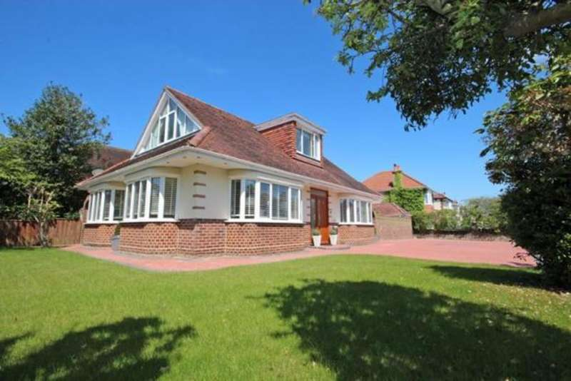4 Bedrooms Chalet House for sale in HENGISTBURY HEAD