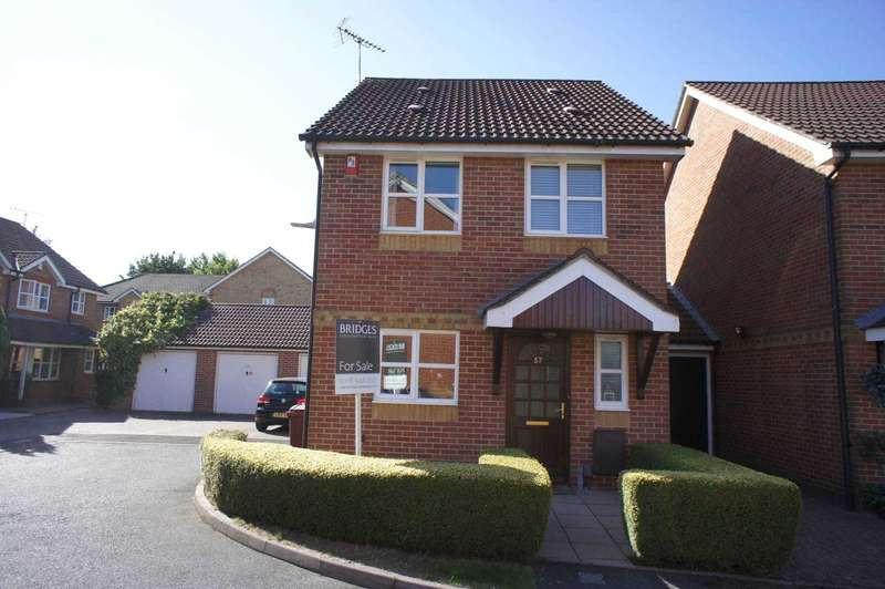 3 Bedrooms Detached House for sale in Elliotts Way, Caversham
