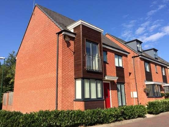 5 Bedrooms Detached House for sale in Saint Lukes Place, Hebburn, Tyne And Wear, NE31 1RR