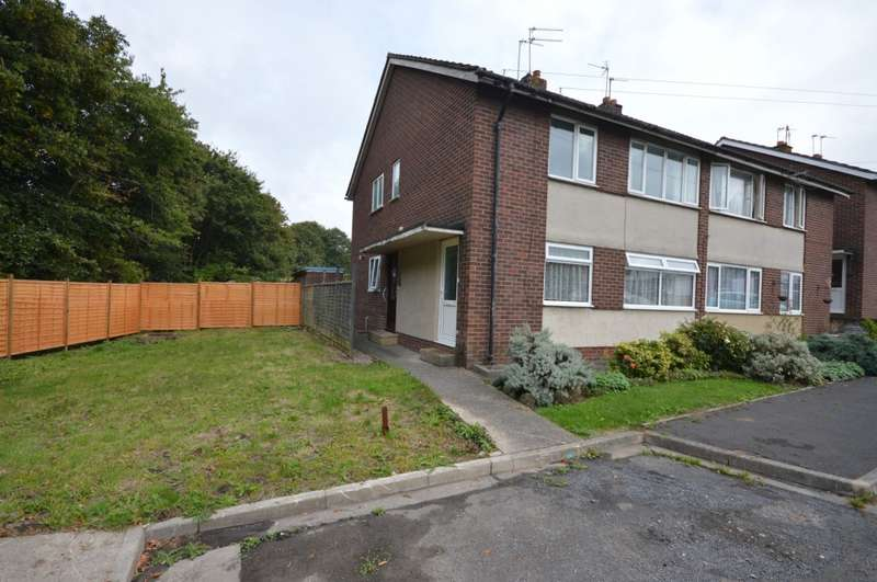 2 Bedrooms Apartment Flat for sale in Chelsea Close, Keynsham, BS31