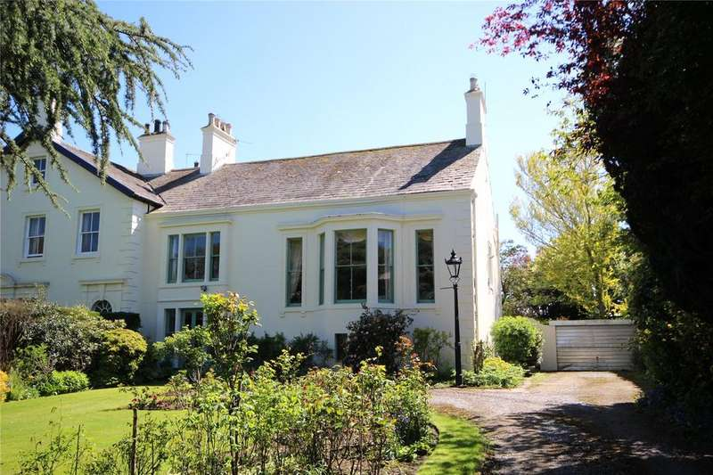 3 Bedrooms Semi Detached House for sale in Blackwell Lodge West, Blackwell, Carlisle, Cumbria