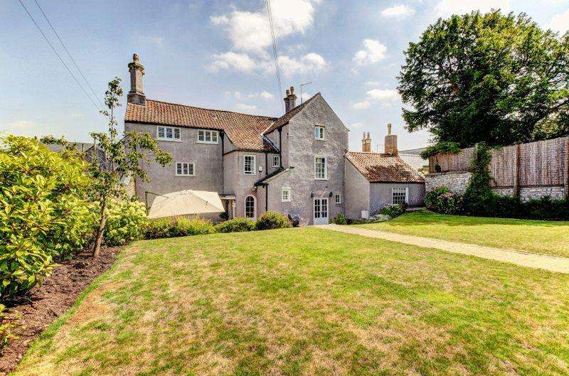 5 Bedrooms Detached House for sale in Church Close, Henbury