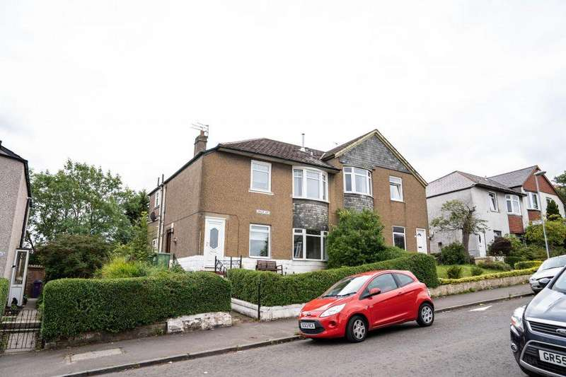 3 Bedrooms Flat for sale in 119 Angus Avenue, Cardonald, Glasgow, G52 3HB