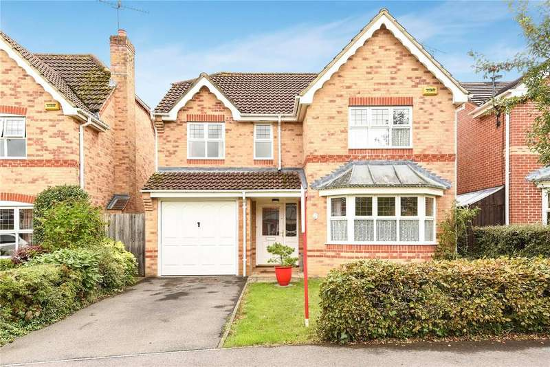 4 Bedrooms Detached House for sale in Percivale Road, Chandler's Ford, Eastleigh, Hampshire, SO53