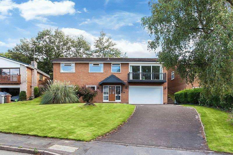 5 Bedrooms Detached House for sale in Berkshire Drive, Congleton