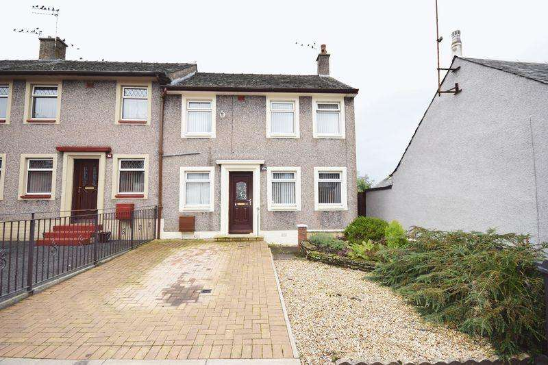 2 Bedrooms End Of Terrace House for sale in 85a Loudoun Street, Mauchline KA5 5BQ