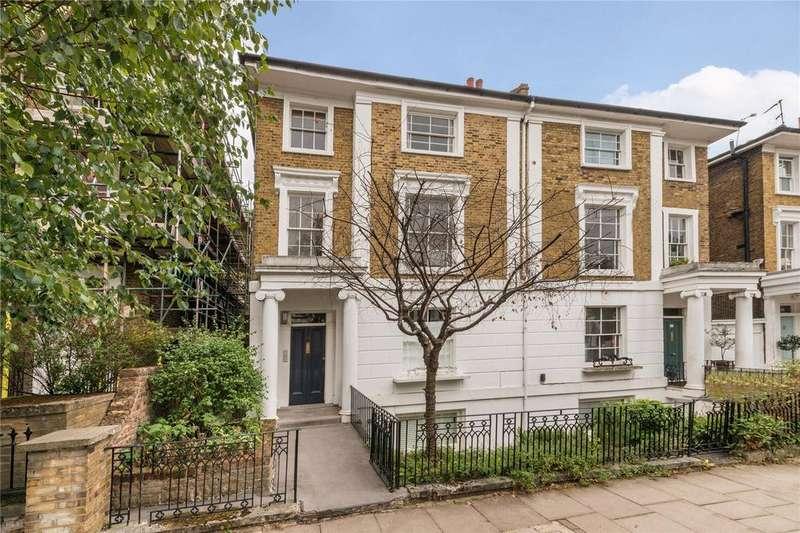 2 Bedrooms Flat for sale in Belitha Villas, Barnsbury, London