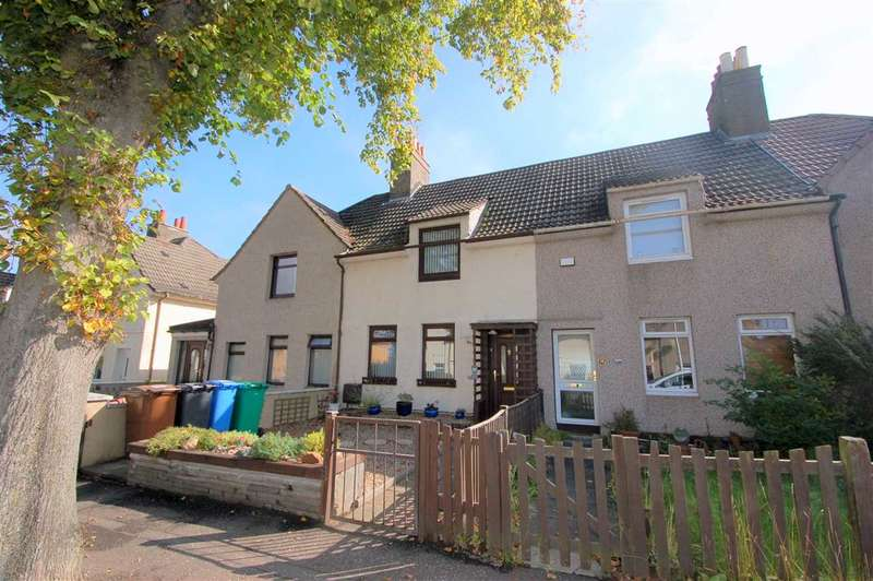 2 Bedrooms Terraced House for sale in Kings Place, Rosyth