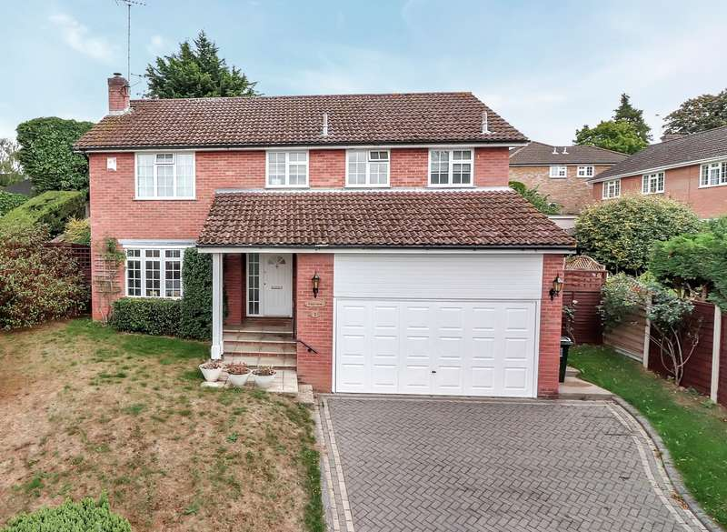 4 Bedrooms Detached House for sale in Southcliffe Drive, Chalfont St Peter, SL9