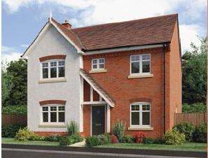 4 Bedrooms Detached House for sale in Waterloo Road, Bidford On Avon