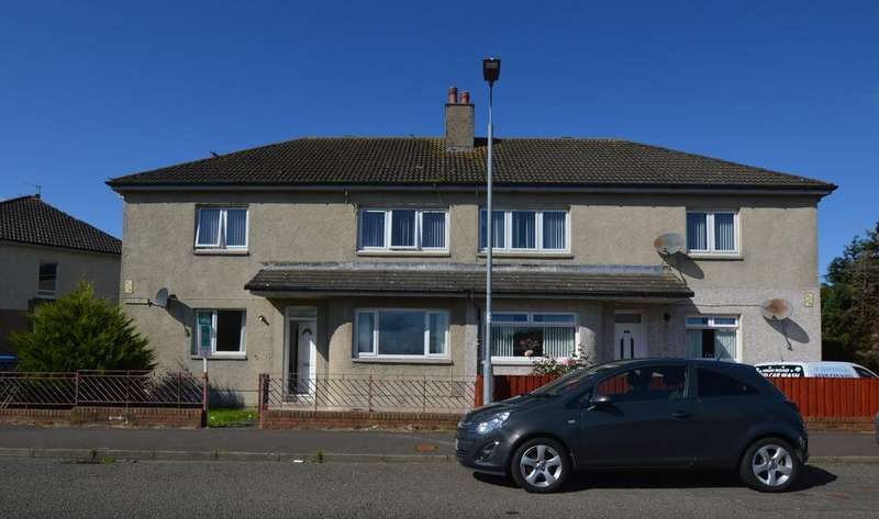 2 Bedrooms Flat for sale in 29 Park View, ARDROSSAN, KA22 7BL