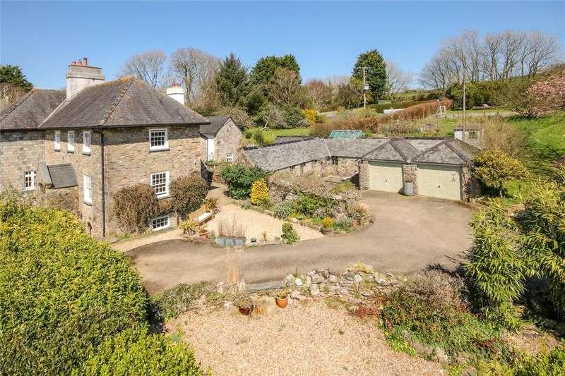 5 Bedrooms Link Detached House for sale in Lixton Park, Aveton Gifford, Kingsbridge, Devon, TQ7