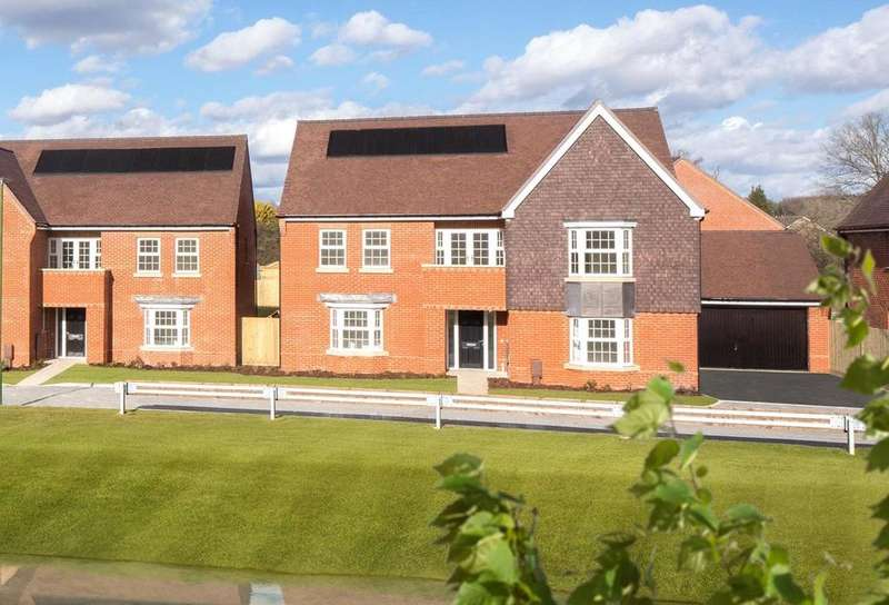 5 Bedrooms House for sale in Oakhill Gardens, Gravel Hill, Swanmore, SO32