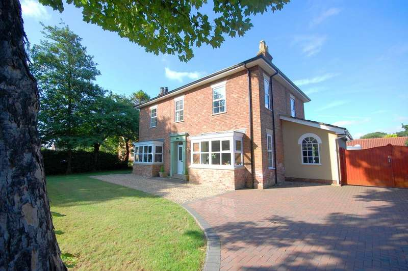 4 Bedrooms Detached House for sale in Sea Dyke Way, Marshchapel