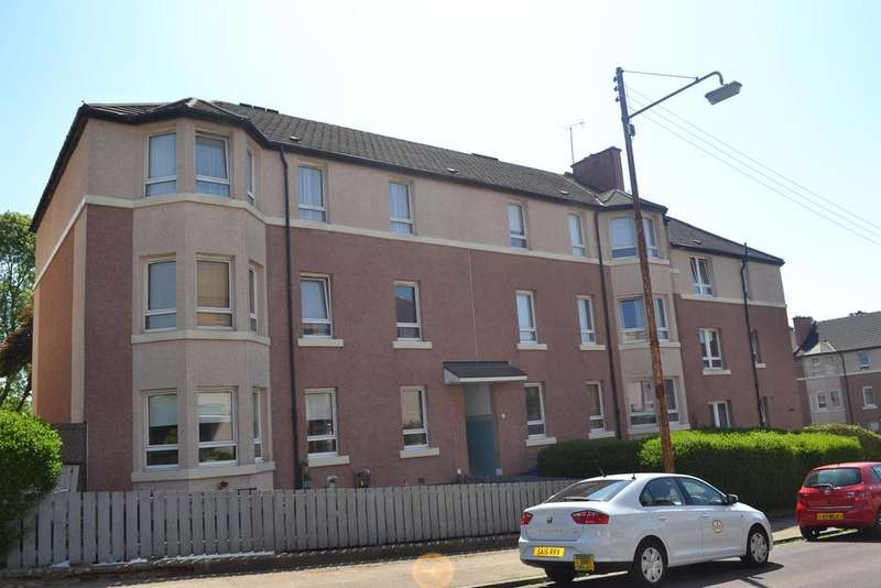3 Bedrooms Flat for sale in Flat 2/2 8 Stronvar Drive Scotstounhill Glasgow G14 9AT