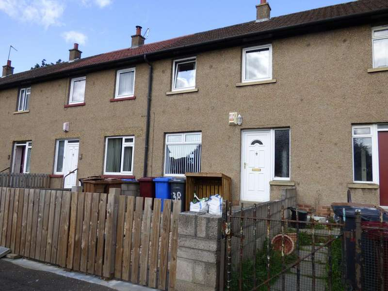 2 Bedrooms Terraced House for sale in Balmuir Road, Dundee DD3