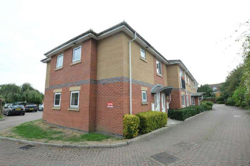 1 Bedroom Flat for sale in Garratt Square, Whetstone, Leicester