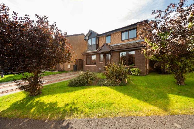 4 Bedrooms Detached House for sale in 1 Stoneyflatts Crescent, South Queensferry, EH30 9XX