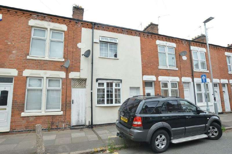 2 Bedrooms Terraced House for sale in Glengate , Wigston