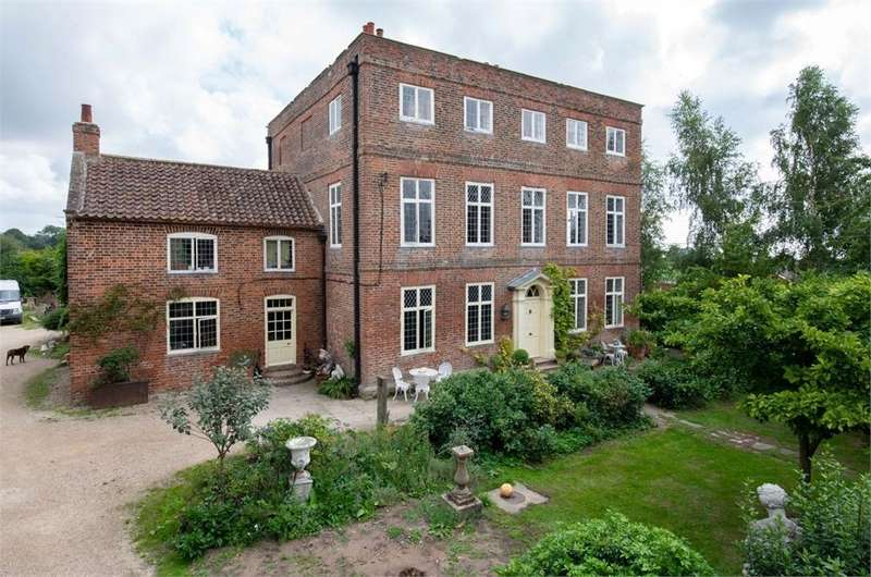 9 Bedrooms Detached House for sale in Hall Lane, Benington, Boston, Lincolnshire