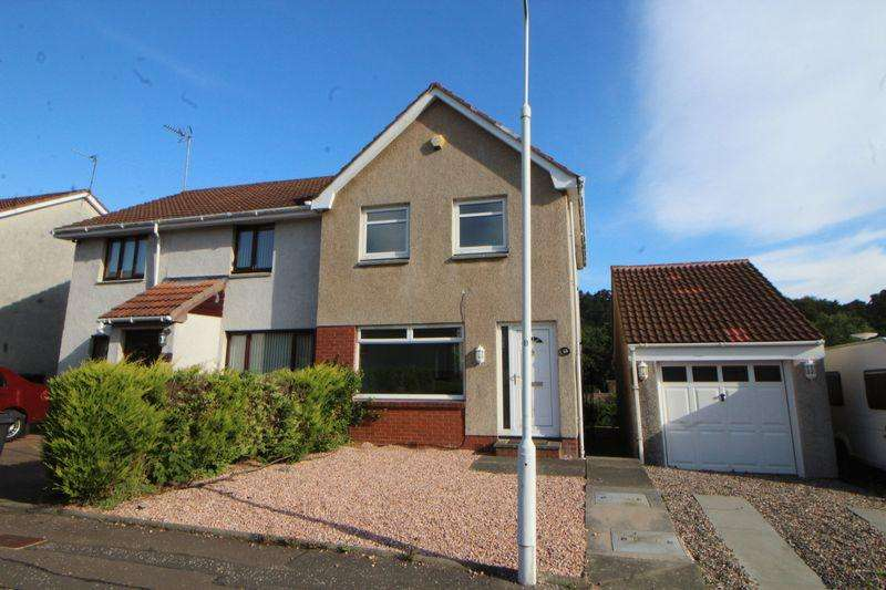 3 Bedrooms Semi-detached Villa House for sale in Balmoral Drive, Kirkcaldy