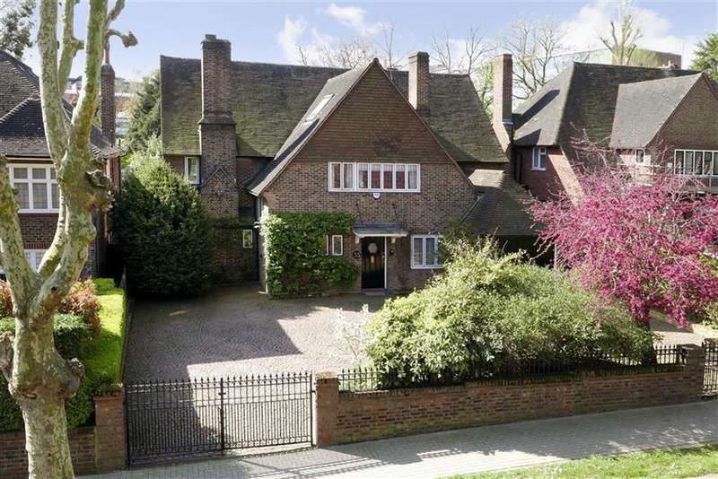 7 Bedrooms Detached House for sale in Westleigh Avenue, Putney, SW15