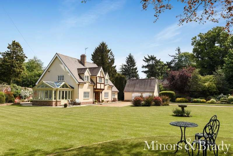 4 Bedrooms Detached House for sale in The Avenue, Wroxham