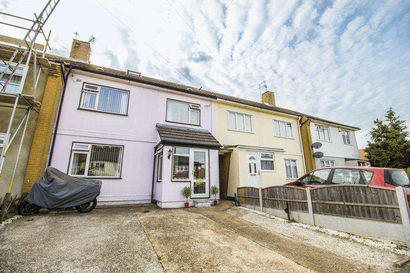 4 Bedrooms Terraced House for sale in Foyle Drive, South Ockendon