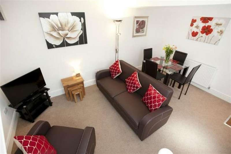 2 Bedrooms Flat for rent in Short Stay - P1433