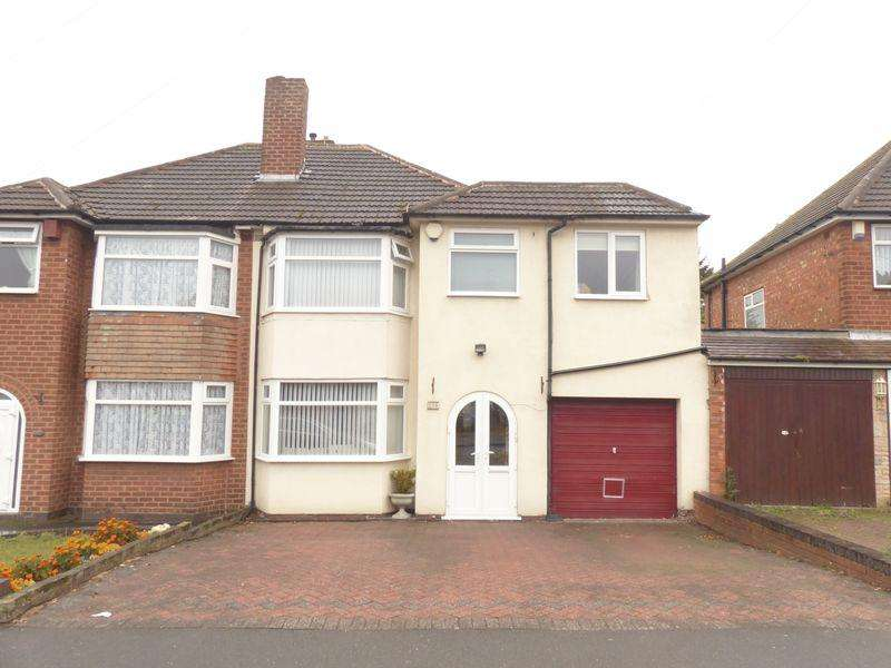 4 Bedrooms Semi Detached House for sale in Oscott School Lane, Great Barr, Birmingham