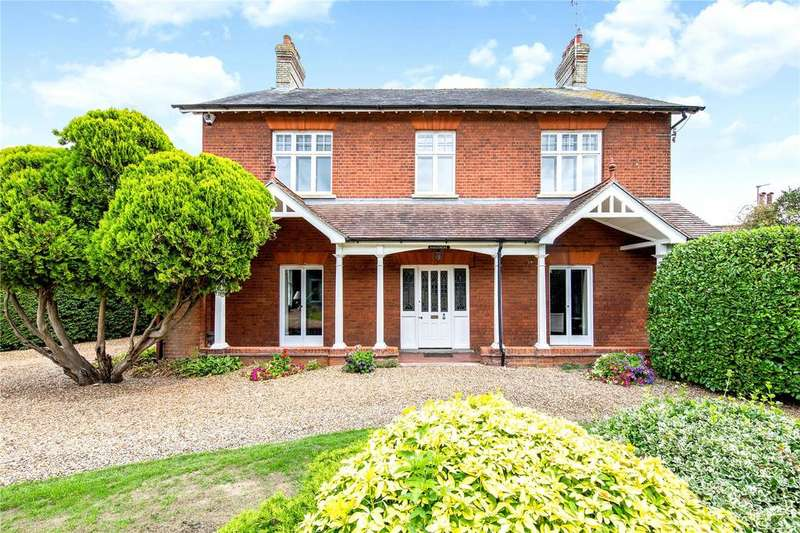5 Bedrooms Detached House for sale in Balsham Road, Fulbourn, Cambridge, CB21