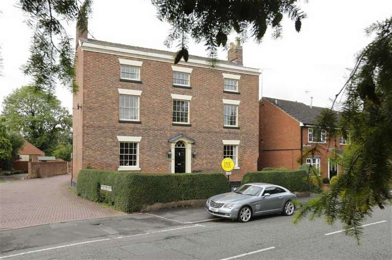 2 Bedrooms Apartment Flat for sale in Tannery House, Nantwich, Cheshire